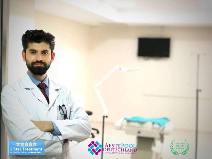 احد اطباء المركز الطبي